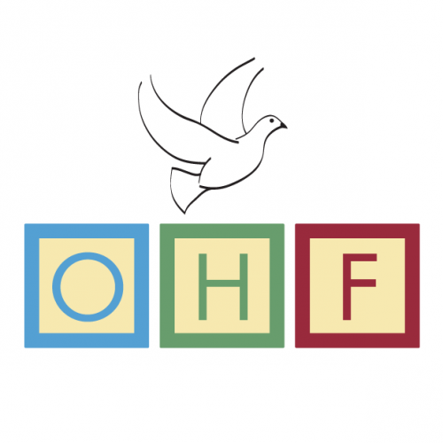 Offering Hope Foundation Illustration Logo Design